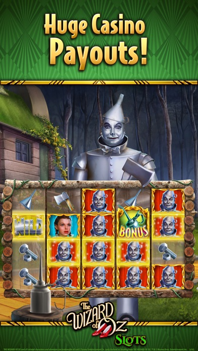 Download Wizard of Oz: Casino Slots for Pc