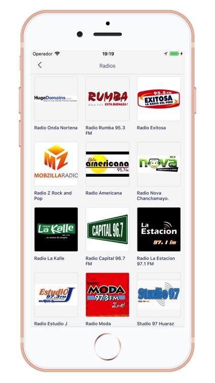 Radios de Peru - AM/FM