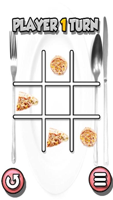 Pizza Tic-Tac-Toe (2-Player) screenshot 2