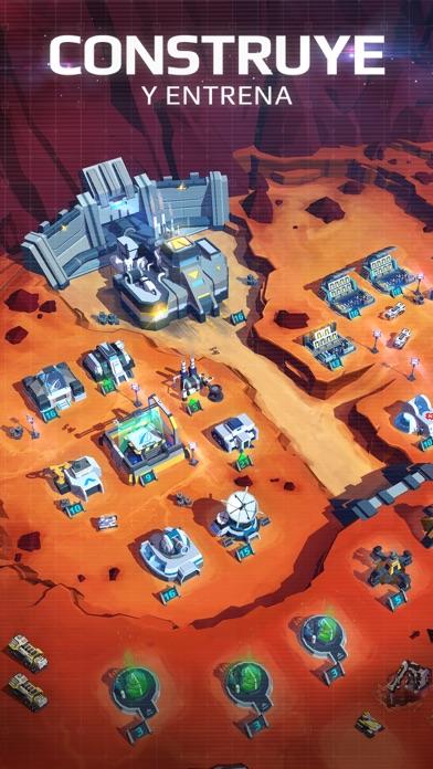 Empire: Millennium WarsCaptura de pantalla de1