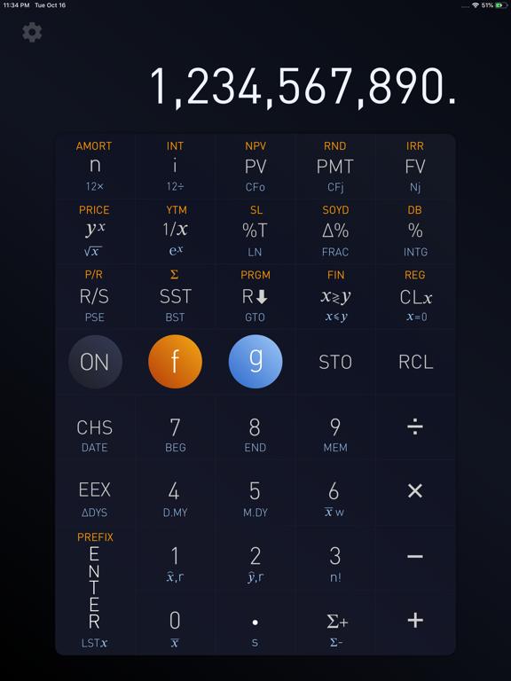 Vicinno Financial Calculator-ipad-3