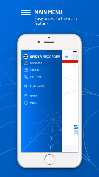 Spider Recorder