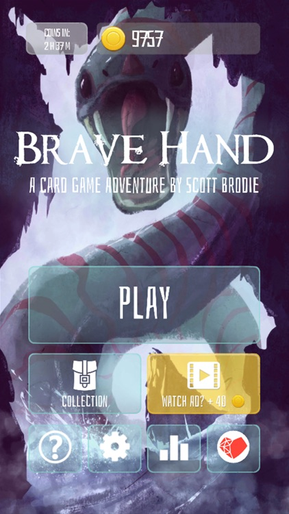 Brave Hand screenshot-3