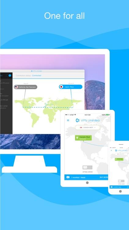 VPN Unlimited | Best VPN Proxy screenshot-3
