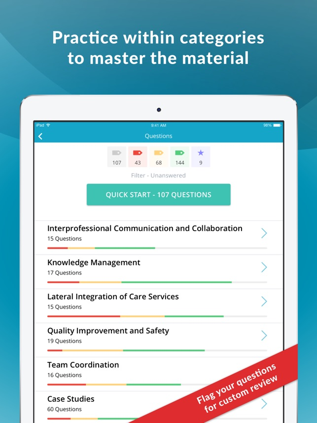 Cnl clinical nurse leader qa on the app store cnl clinical nurse leader qa on the app store malvernweather Image collections