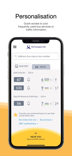 Mytransport Sg On The App Store