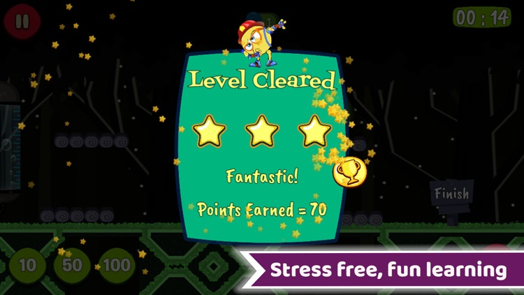 Math Rescue Fun Mental Games screenshot-3