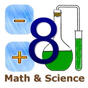 Grade 8 Math & Science