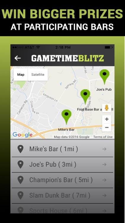 Gametime Blitz: Pick'em Game screenshot-4