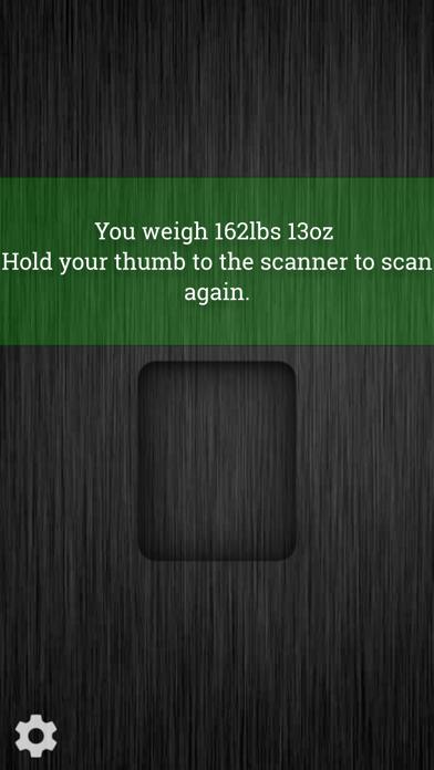 Weight Scanner screenshot three
