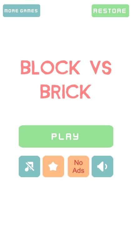 Block Vs Brick - Classic Arcade Game screenshot-3