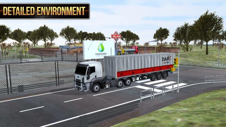 Euro Truck Driver 2018 screenshot-3
