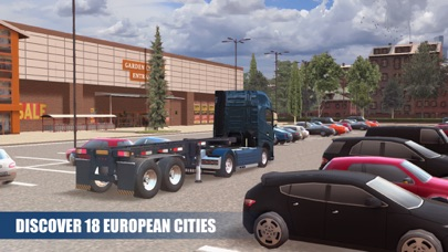 Truck Simulator PRO Europe screenshot 2