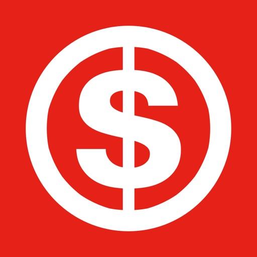 Деньги App - Шальные деньги