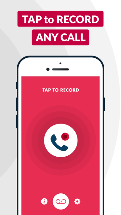 ACR Call Recorder for iPhone screenshot three