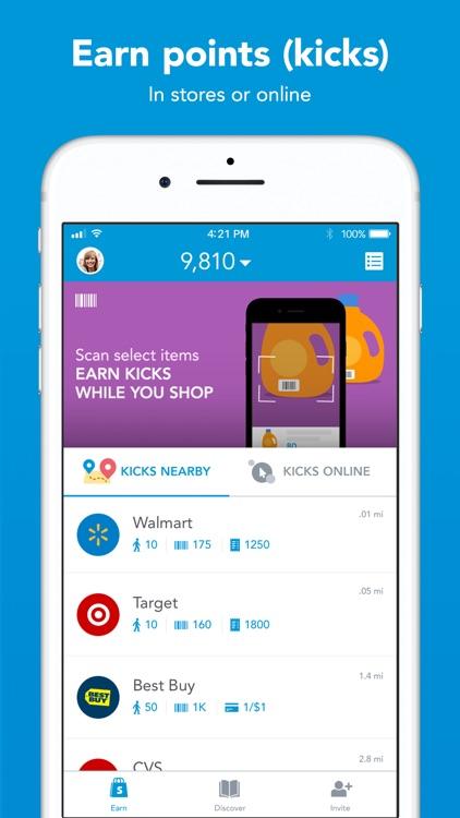 Shopkick: Rewards & Cashback
