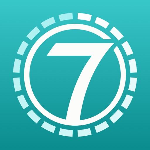 Seven – 7 Minute Workout app logo