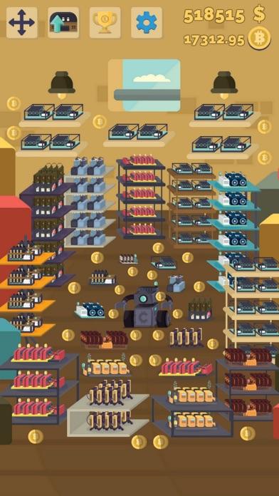 Bitcoin mining: life simulator-4