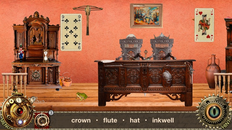 Hidden Object Games with Alice