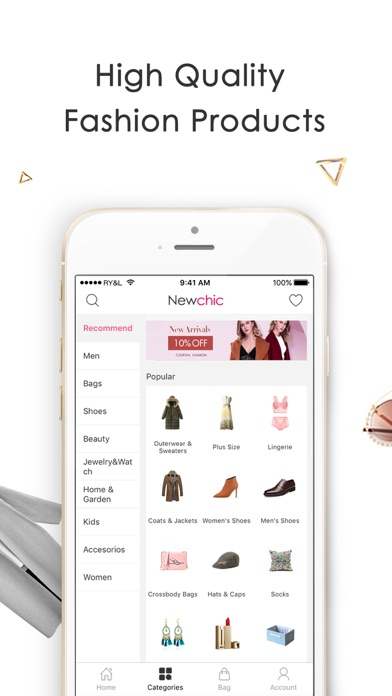 Download Newchic - Online Shopping for Pc