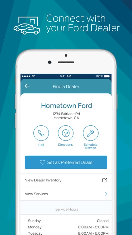 FordPass-Find Parking, Dealers, Ford Guides & More screenshot-4