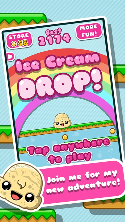 Ice Cream Drop
