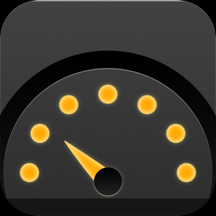 Speedometer. Free - Top Speed, Average Speed, Direction, Elevation, Trip, Fast