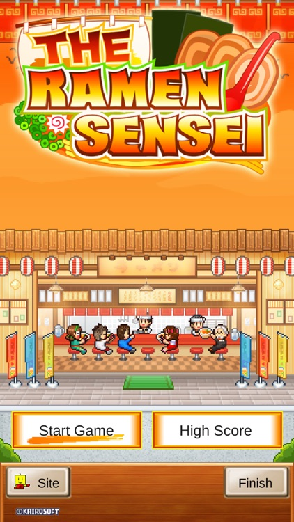 The Ramen Sensei screenshot-4