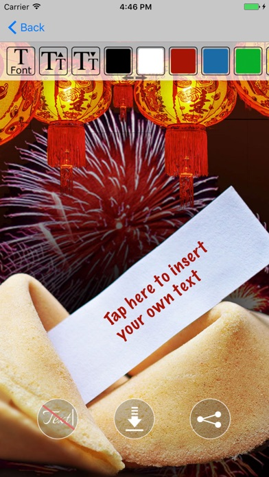 Fortune Cookies - Good Advice screenshot 4