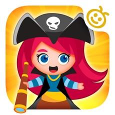 Activities of Pirates! Mini Games & Puzzles+