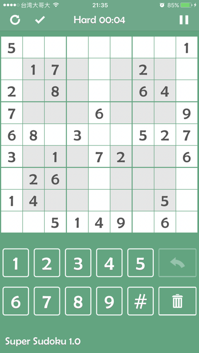 Top 10 Apps like ⊲Sudoku 16x16 in 2019 for iPhone & iPad