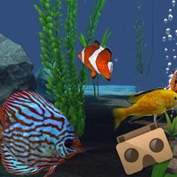 VR Ocean Aquarium Joy Ride & Interactive Videos