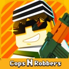 Cops N Robbers (FPS): 3D Pixel icon