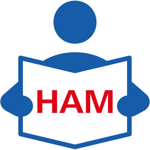 HAM Publishing free software for iPhone and iPad