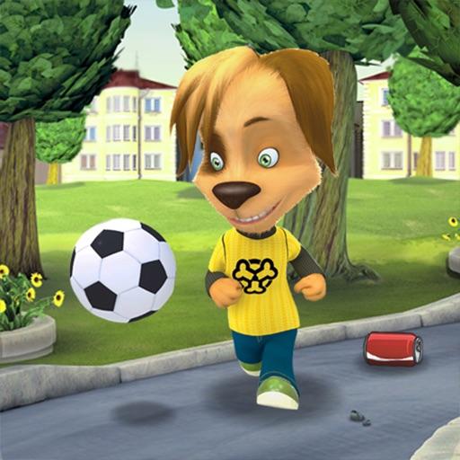 Барбоскины - Уличный футбол