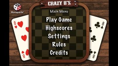Crazy 8's.-1