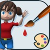 Alive! Coloring book for Kids - iPhoneアプリ