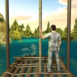 Raft Survival Island On Earth