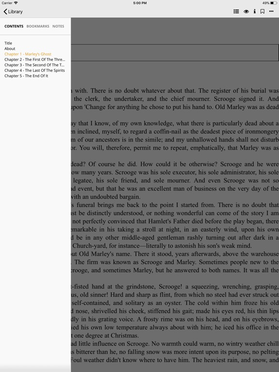 StreetLib Read screenshot 8