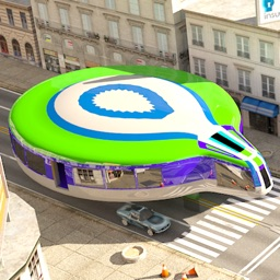 Gyroscopic Bus Public Transit