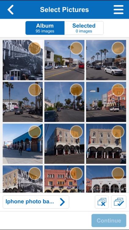 Harvey Norman Photocentre IE screenshot-3