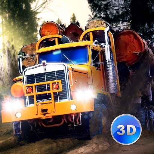 Sawmill Trucks Simulator Full