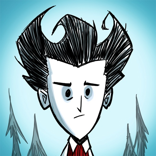 Don't Starve: Pocket Edition  - 512x512bb - Test Your Survival Instincts In The Bonfire: Forsaken Lands