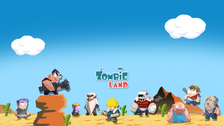 Land of Zombie screenshot-1