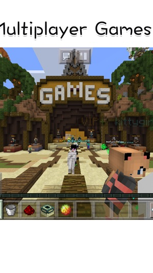MineServer For Minecraft On The App Store - Minecraft kostenlos spielen bedwars