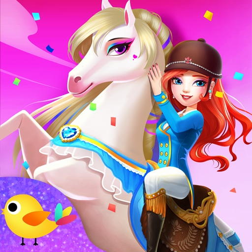 Princess Horse Racing Icon