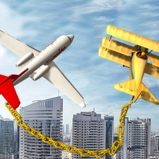 Activities of Chained Airplane Game