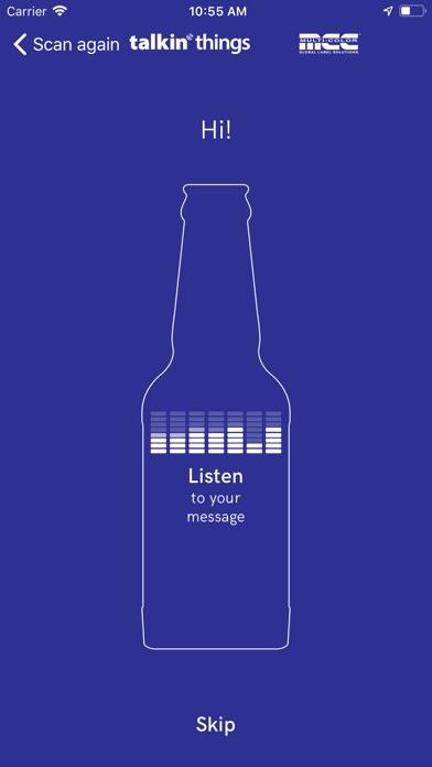 Talkin' Bottle