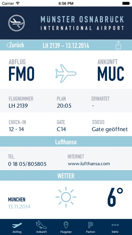 FMO Münster Osnabrück Airport