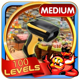 Big Mart Hidden Objects Games